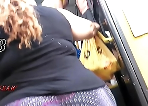Candid Big Contraband Steam Butt Culo Rabetao Thick Curvy Pawg BBW Ass Premium 55