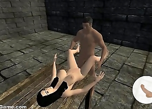 Fuck Emma Hard most sexiest hardcore fucking game ever
