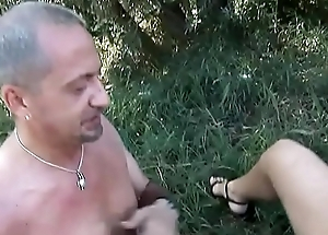 Outdoor sex be fitting of shameless people Vol. 17