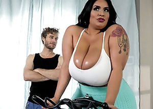 Bottomless gulf Stretching Starring Sofia In the best of health - Brazzers Exxtra HD
