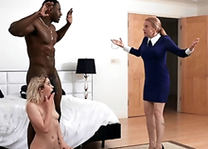Khloe Capri gets caught with her precedent-setting stepdad Jax Slayher