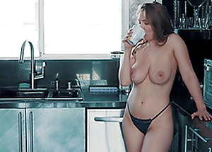 Busty Lena Paul wants a friend to fuck her tight perishable pussy