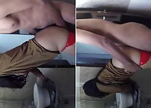 Desi Couple Romance and Screwed In Bathroom